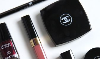 Eclats du soir de Chanel - foto's, swatches en review