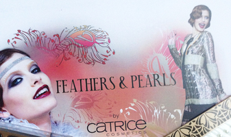 Catrice limited edition -  Feathers & Pearls collectie december 2013/januari 2014