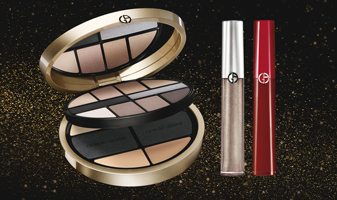 Armani Beauty Luxe is more kerst make-up collectie 2015