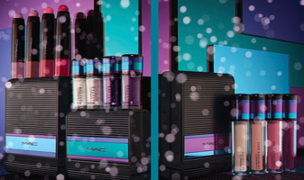 MAC Irresistibly Charming (kerst) collectie - NL release 7 november 2015