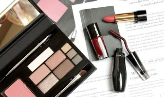 Lancome Paris Inspiration collectie - review, swatches & look