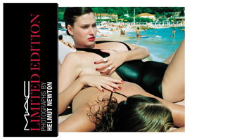 MAC Limited edition photographs by Helmut Newton collectie - NL release november 2016