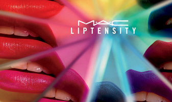 MAC Liptensity lipstick collectie - NL release oktober 2016