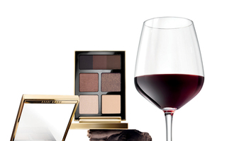 Bobbi Brown Chocolate & Wine collectie - kerst 2016