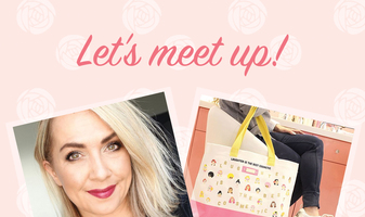 Let's meet up @ Benefit Rotterdam - 5 november 2016 - win brow touch-up & goodiebag
