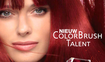 Video - how to Garnier Color Brush Talent