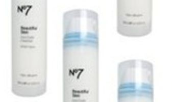 Snapshot - No7 Beautiful Skin Hot Cloth Cleanser
