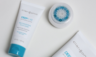 Clarisonic Deep Pore decongesting solution set - speciaal voor een vette huid