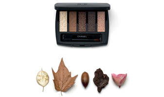 Chanel Les Automnales Collection herfst make-up 2015