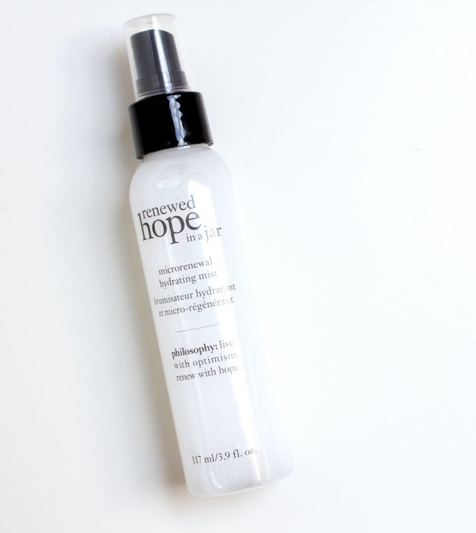 Philosophy Renewed hope in a jar microrenewal hydrating mist EUR 24,50 (via ICI  Paris XL) ee38e150d4f6