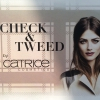 Catrice limited edition -  Check & Tweed collectie half september/oktober 2014