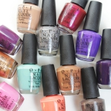 OPI Nordic herfst 2014 nagellakcollectie - swatches, foto's en review