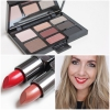 Smashbox Cherry Smoke Photo op eye shadow palette & Be legendary lipsticks