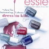 Essie Autumn confidential Dress to Kilt collectie - swatches & review