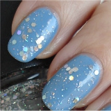 NOTD - China Glaze Techno (Electro Pop collectie)