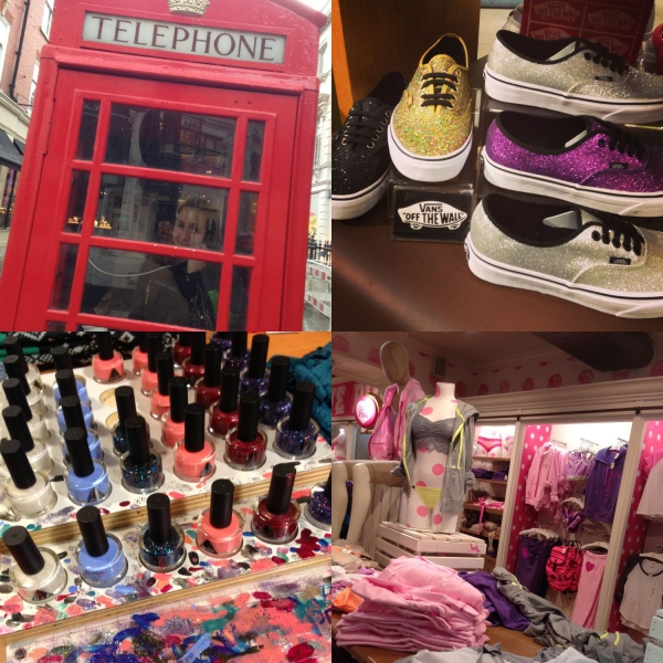 Bo's top 10 places to shop in London - Beautyscene