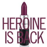 MAC Heroine lipstick is back!!!