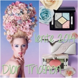 Dior Trianon lentemake-up collectie 2014