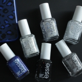 Essie Encrusted treasures - swatches en review