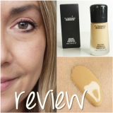 MAC Mineralize moisture foundation SPF15 review