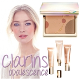 Clarins Opalescence lentemake-up collectie 2014