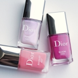Dior Perlé, Bouquet & Bloom nagellak - review & swatches