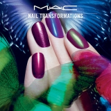 MAC Nail Transformations collectie met Marian Newman NL release 5 juli 2014