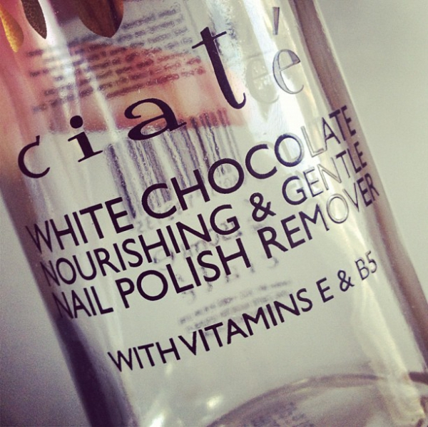 Ciate Nail Polish Remover: Behind The Beautyscenes