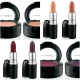 MAC Nudes and metallics collectie - NL 4 mei 2013 (pro store exclusive)