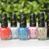 OPI The Bond girls - liquid sand galore - swatches & review