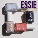 Essie Resort collectie - lente 2014 - swatches & review