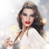Lancôme Parisian Lights kerst make-up collectie 2014