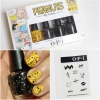 OPI Little Peanuts (Halloween 2014) - swatches & review
