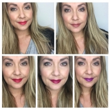 MAC Matte lipsticks Heroine, Fashion Revival, La Vie en Rouge & meer - swatches & review