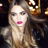 Yves Saint Laurent Wildly Gold kerst make-up collectie 2014