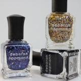 Deborah Lippmann Jewel Heist collecties - swatches