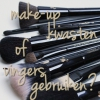Beauty dilemma - make-up aanbrengen met kwasten of vingers?
