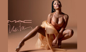 MAC X Nicki Minaj nude lipsticks - NL september 2017