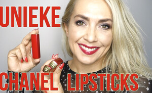 Video | exclusieve Chanel lipsticks | review met swatches