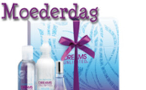Moederdag win-actie : The Body Shop Dreams Unlimited kado
