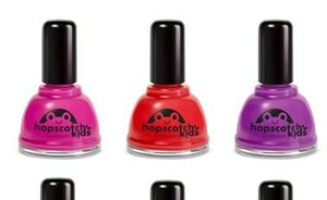 Gast-redactrice: Hopscotch Kids™ WaterColors nagellak