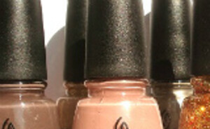 China Glaze The Hunger games collectie - review & swatches