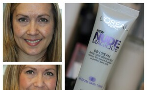 L'Oréal Paris Nude Magique BB cream, review & win een exemplaar!