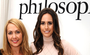 Philosophy internationaal bloggersevent met Louise Roe