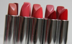 Pupa New Chic Forever 10th anniversary lipsticks