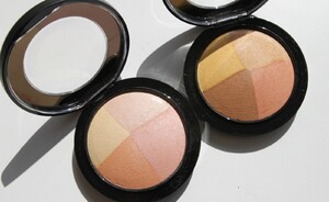 MAC Mineralize Skinfinish Natural Sunny side & Faintly Fabulous