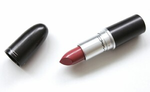MAC X Caitlyn Jenner Finally free lipstick - swatches & review