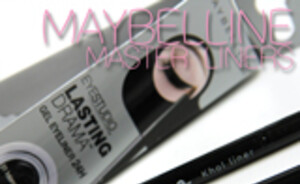 Maybelline The Master Liners