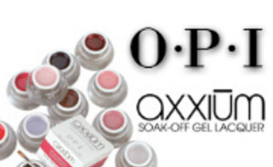TEST: AXXIUM OPI Soak Off Gel