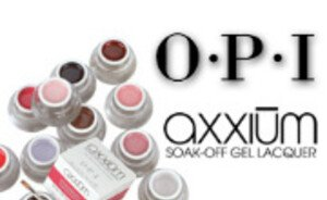 Opi Axxium Soak Off Gel Lacquer uitdaging